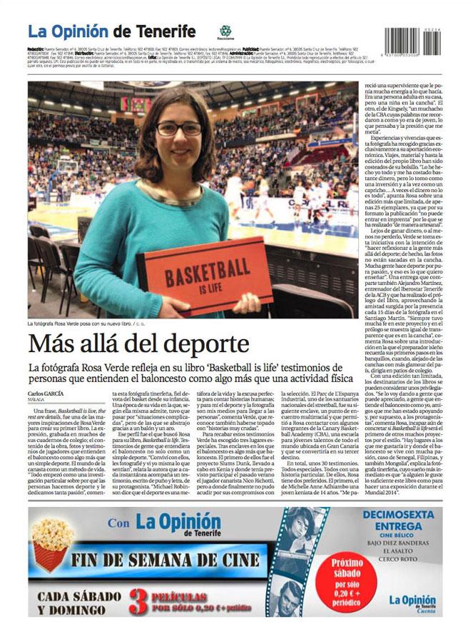 BASKETBALL IS LIFE -LaOpinion (24-feb2014)-PDF