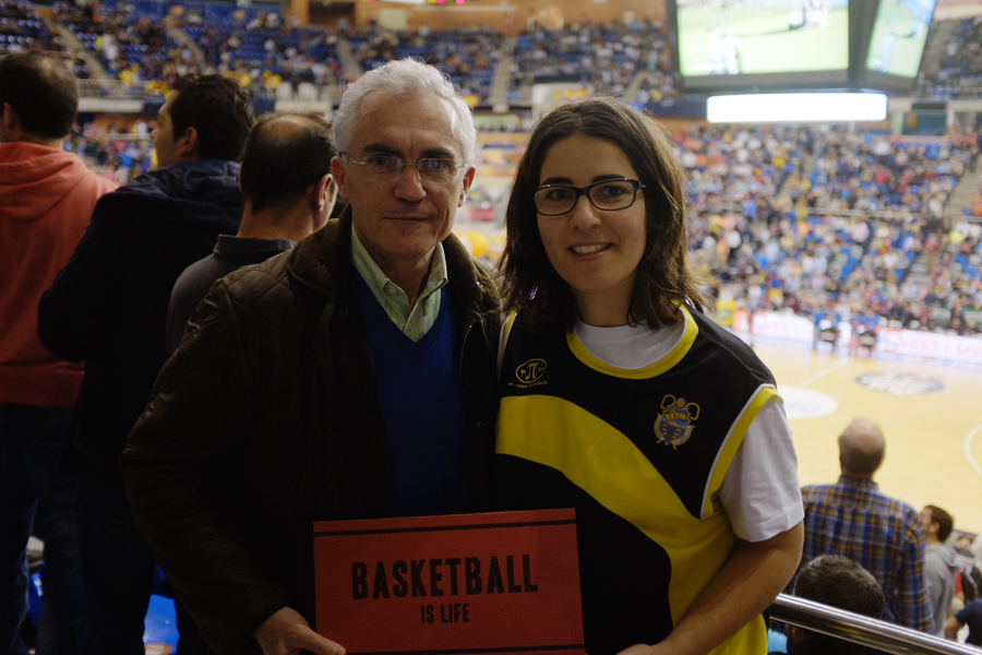 Basketball is Life con Paco Garcia Caridad