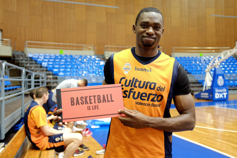Romain Sato, Valencia Basket player